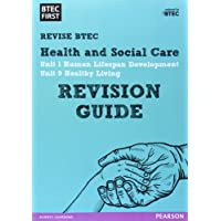 BTEC First in Health and Social Care Revision Guide (BTEC First Health & Social Care)
