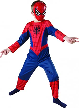 Rubies I-886919 Disfraz Spiderman de niño a partir de 3 años M ...