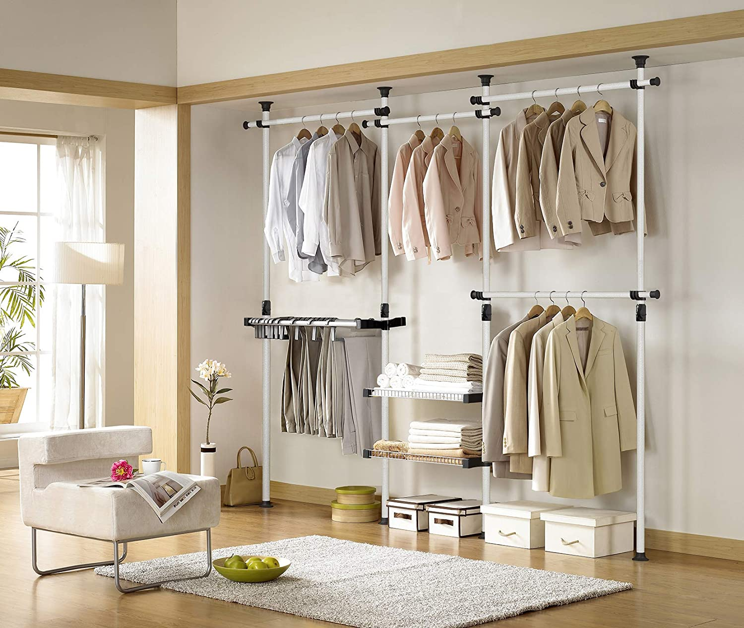 Clothing Rack, Clothes Organizer