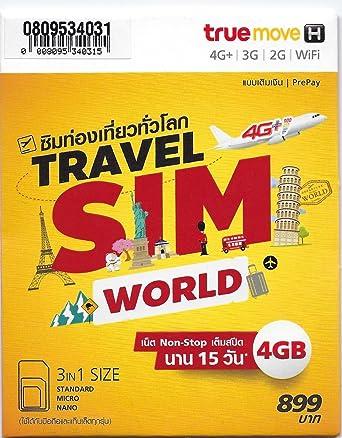 prepaid internet sim card 39 countries 4gb data 3g 4g 15 days - Prepaid Internet Card