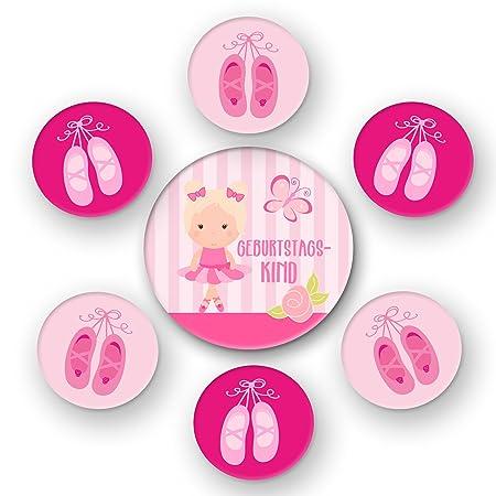 Polar Infantil Button Grosses 7 cumpleaños Infantil (Diseño ...