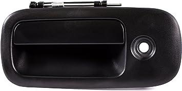2003, 2005, 2006, 2007, 2008, 2009, 2010, 2011, 2012, 2013, 2014, 2015 Replacement Front Left Driver Side Textured Door Handle for Chevrolet Express GMC Savana GM1310148