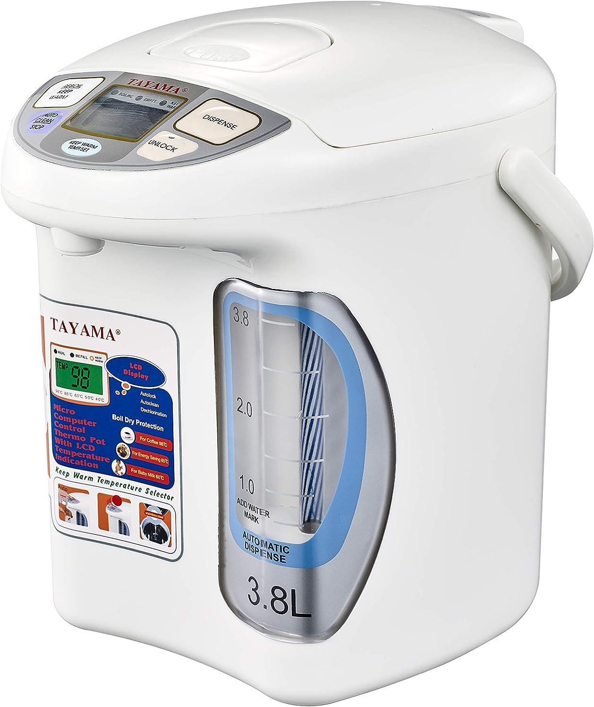 Tayama Electric Airpot Thermo Dispenser 3.8 liter, White (AX-380)