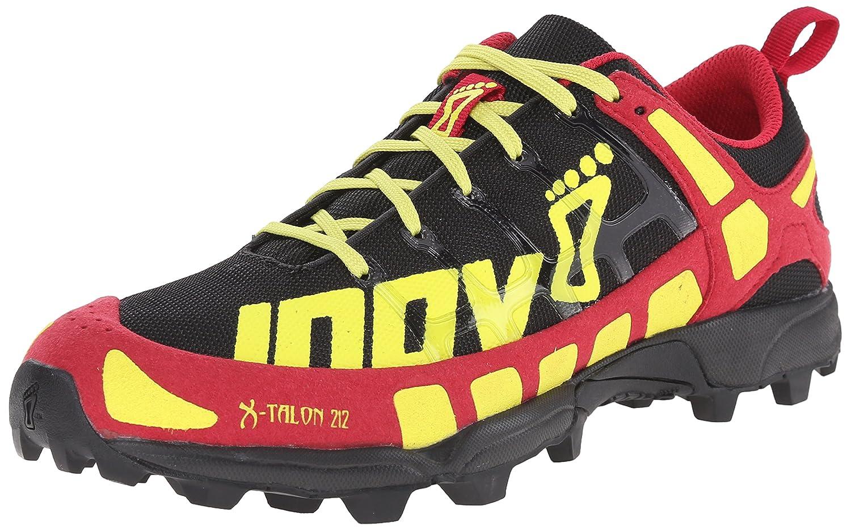 Inov-8 Women's X-Talon 212 Trail Running Shoe B00QUTU5SM 11 B(M) US|Black/Berry/Lime