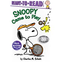 Snoopy Came to Play (Peanuts: Ready-to-Read. Ready-to-Go!)