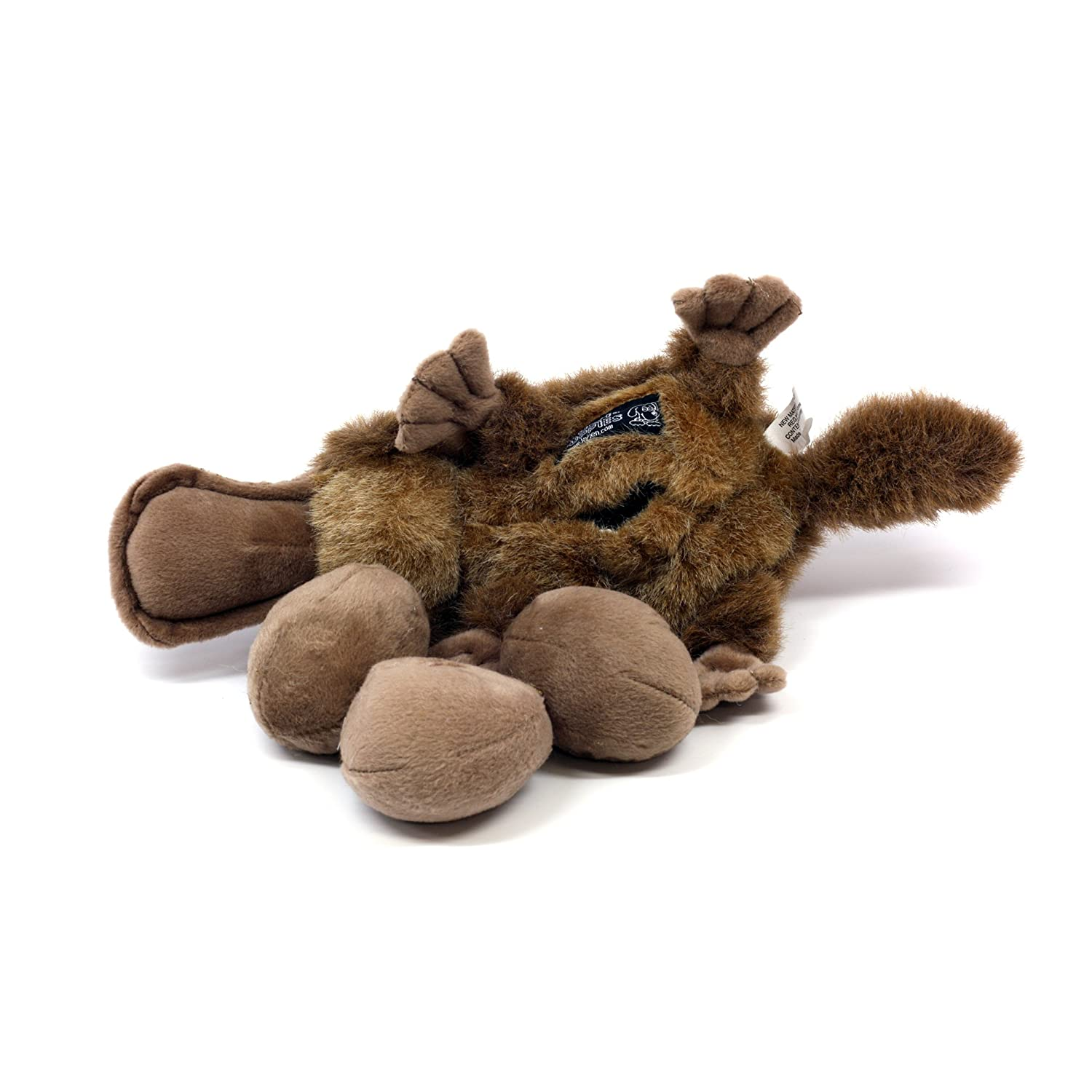 Outward Hound Kyjen Egg Babies Platypus Plush Dog Toys