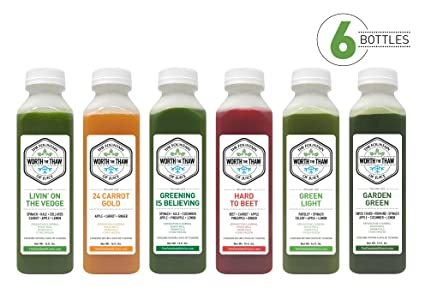 The 8 best bottled juice cleanse