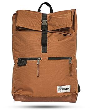 Eastpak Macnee Laptop Backpack - Travel Rucksack - Unisex (Brown ...