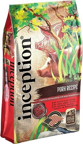 Inception Dog Food Pork 13.5lb