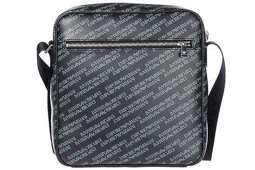 Emporio Armani borsa uomo a tracolla borsello originale blu  Amazon.it   Scarpe e borse c129727a65d