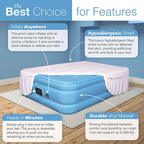 Everything You Need to Know About Air Mattresses and Air Beds