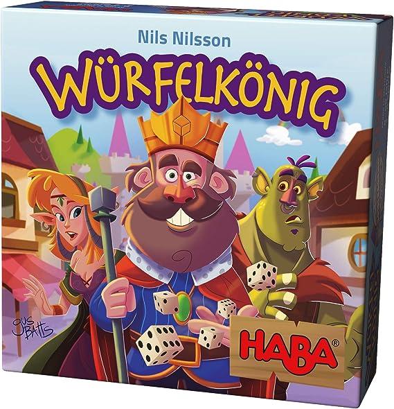Haba 303485 - Juego de Mesa de 2 a 5 Jugadores (a Partir de 8 años): Nilsson, Nils: Amazon.es: Juguetes y juegos