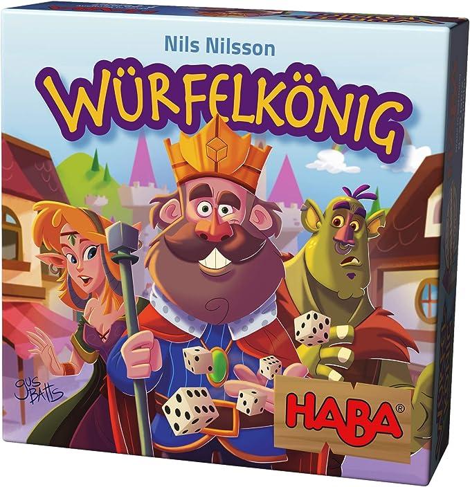 HABA 303485 – Dados König Parte: Nilsson, Nils: Amazon.es ...