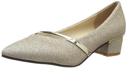 3ed838bb Zapatos Tacón Qimaoo Alto Tacones Elegante Fiesta y Boda Noche para Mujer  Zapatos de Noche Elegantes de Las Mujeres: Amazon.es: Zapatos y complementos