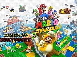 Amazon Com Watch Clip Super Mario 3d World Gameplay Sully