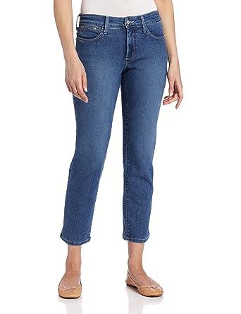 NYDJ Women's Alisha Ankle Comfort And Slim Fit Jeans, Modesto Wash, ...