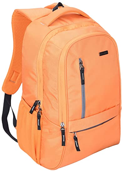 COSMUS Osaka 15.6 Inch Laptop Backpack  Orange