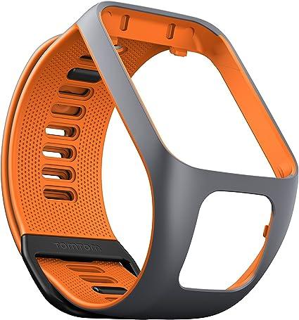 Cinturini Cinturino in Silicone Bracciale per TomTom Runner 2 3 Spark Spark 3