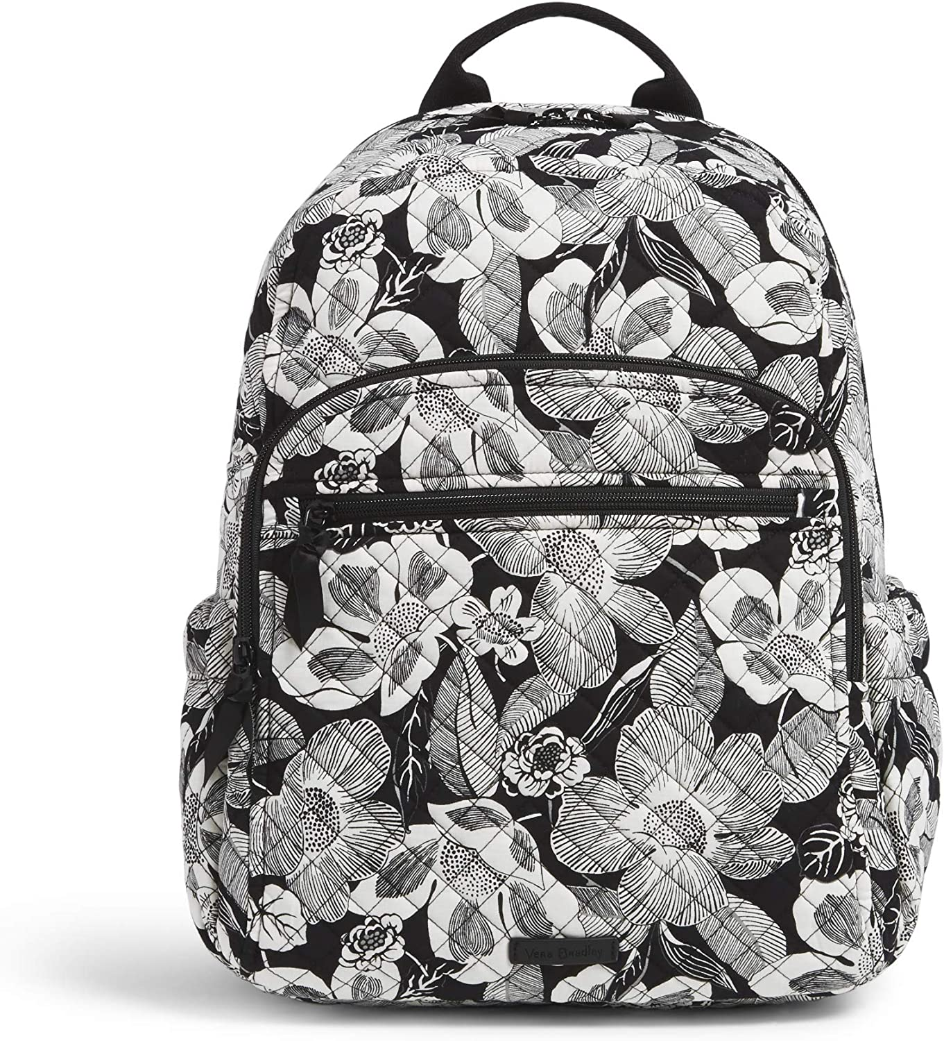 Vera Bradley Signature Cotton Campus Backpack for daily use