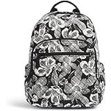 Vera Bradley Signature Cotton Campus Backpack, Bedford Blooms