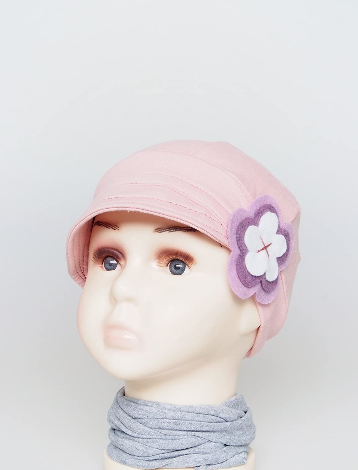 Chemo hat for children, Toddler, alopecia cap by Muluk, Cotton Beanie for kids