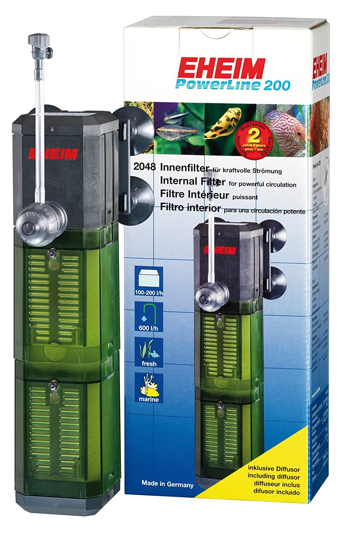 Eheim Innenfilter Eheim Kraftpaket 2252 2252020 Aquarientechnik: Innenfilter