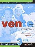 Vente 3 (B2) - libro de ejercicios (Métodos - Jóvenes Y Adultos - Vente - Nivel B2)