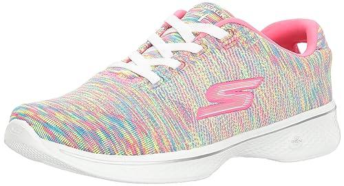 Skechers Performance Women's Go Walk 4 Lace-Up Walking Shoe