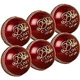 6 x Dukes Cadet Match Cricket Balls Youth 142g