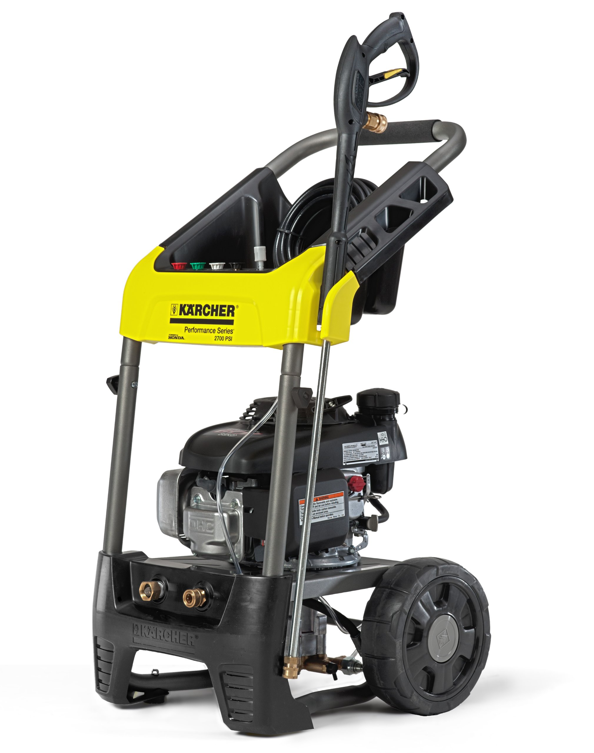 Honda pressure washer amazon karcher performance series 2700psi gas pressure washer with honda engine g2700dh fandeluxe Images