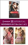 Harlequin Historical November 2017 - Box Set 1 of 2: Regency Christmas Wishes\A Pregnant Courtesan for the Rake\Lord Hunter's Cinderella Heiress