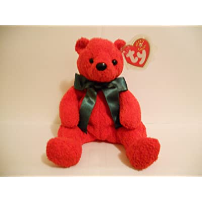 Ty Beanie Babies - Mistletoe the Bear [Toy]: Toys & Games