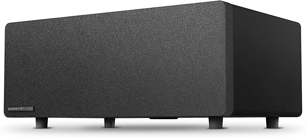 Energy Sistem Home Speaker 8 Lounge -UK Version(60 W, Bluetooth, Radio FM, Optical, Coaxial, USB/MicroSD MP3, Line-in): Amazon.es: Electrónica