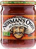 Newmans Own Salsa, Mild, 16 Oz