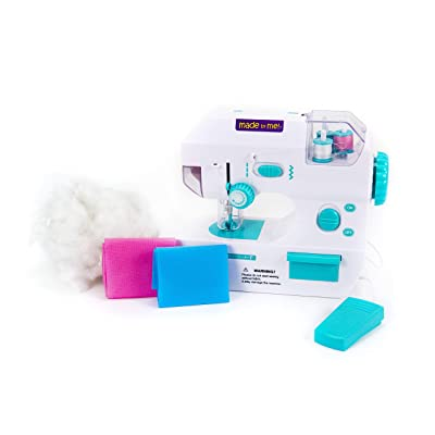 My Very Own Kids Sewing Machine Kit, Easy to Use and Safe for Kids: Toys & Games