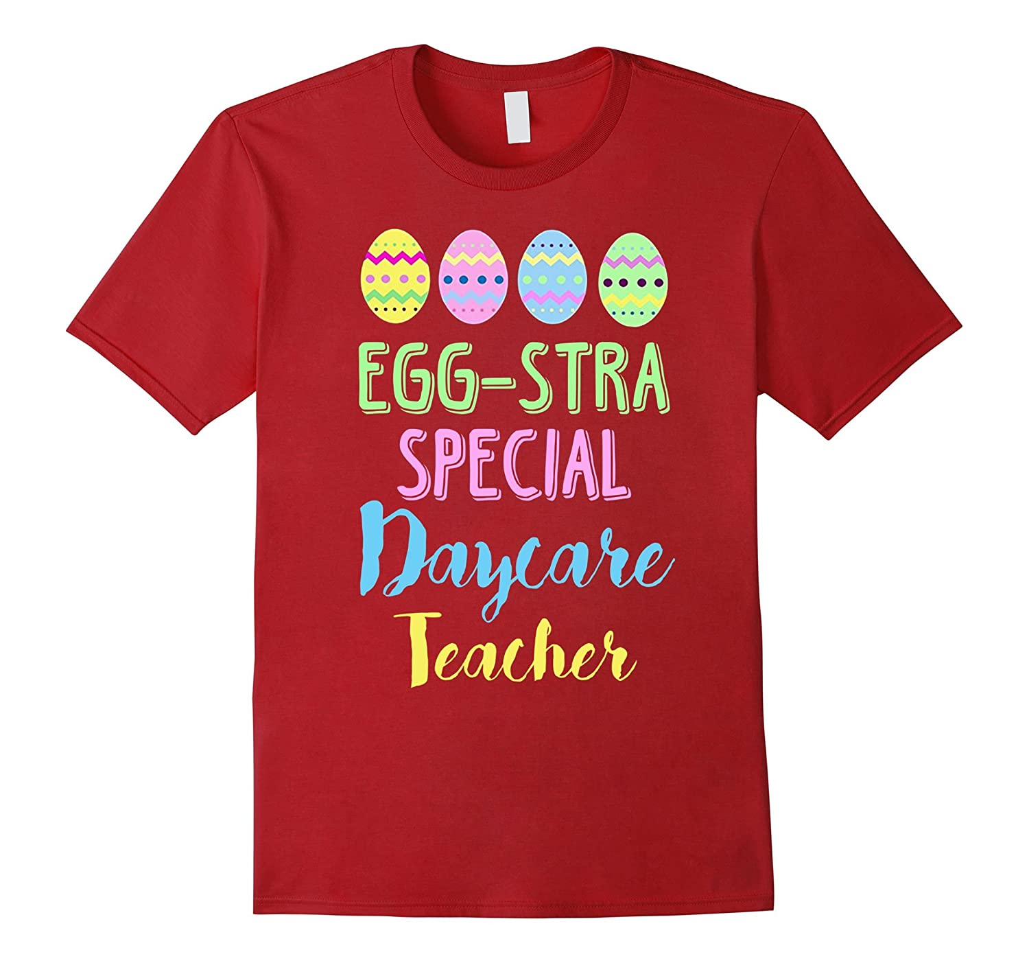 Egg stra special daycare teacher t shirt easter gifts shirts negle Images