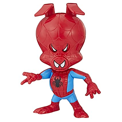 Coloriage Spider Cochon.Marvel Spiderman Figurine Spider Cochon E2845 Varie Amazon Fr