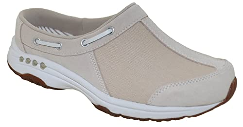 Easy Spirit Damens's Travelport Mule Natural Style ... 47629d