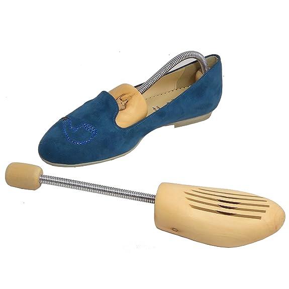 5x DynaSun LTH1L 2-Way Horma de Calzado de madera Premium Extensor Moldeador de cedro Expansor para Zapato Hombres Damas y Se?oras CIVbv