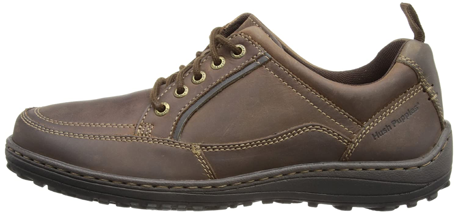 Hush PuppiesBelfast Oxford Mt - Zapatos Planos con Cordones hombre, color marrón, talla 44: Amazon.es: Zapatos y complementos