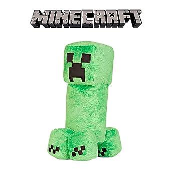 Minecraft Creeper Peluche 30 cm: Amazon.es: Juguetes y juegos