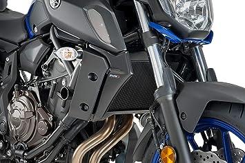 Amazon.com: Puig Fundas para radiador 9730J para Yamaha MT ...