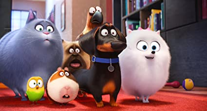 Kevin Hart 24x36 The Secret Life of Pets Movie Poster