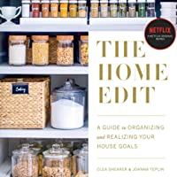 Image for The Home Edit: A Guide to Organizing and Realizing Your House Goals (Includes Refrigerator Labels Download)