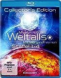 Mysterien des Weltalls - Limitierte Collector's Edition - Staffel 1-4 [Blu-ray]