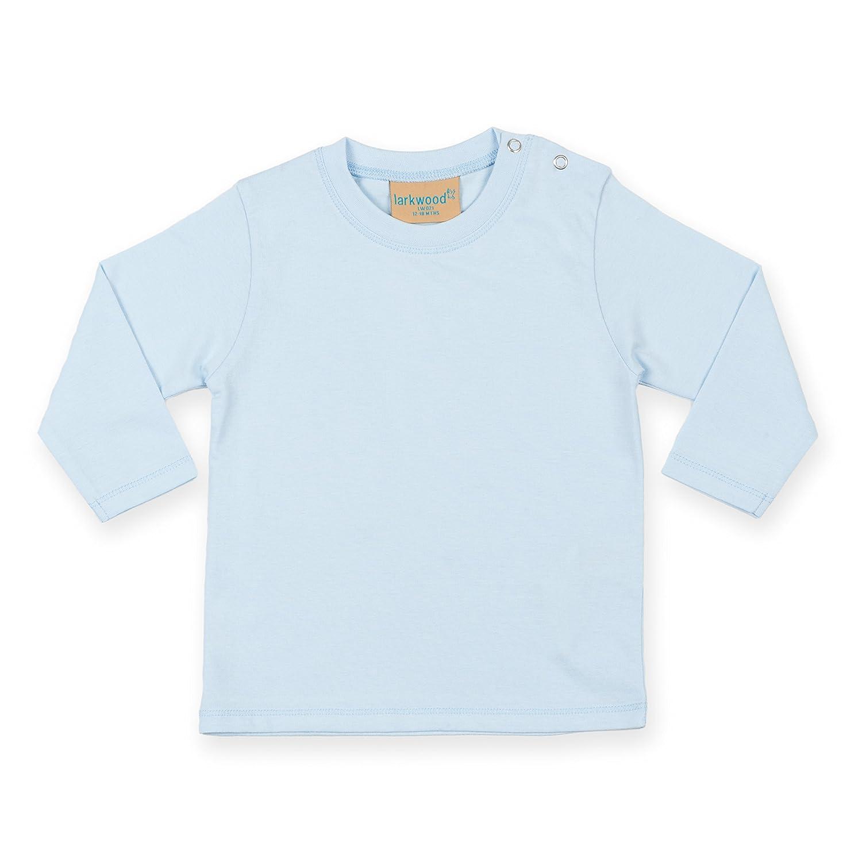 Larkwood Baby//Toddler T-Shirt White 18-24