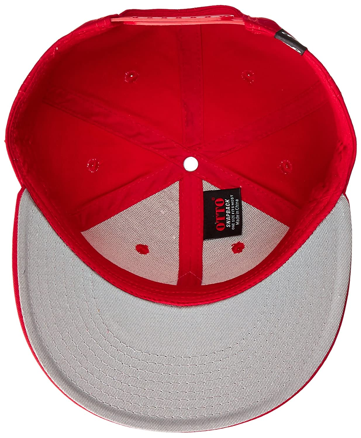 Red, One Size Factory Effex 19-86312 Youth Snapback Hat