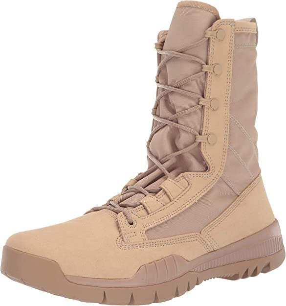 "Nike AO7507-201 Men/'s SFB Field 2 8/"" Military Boots Sage Green Olive"
