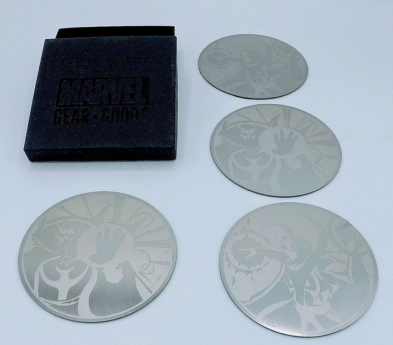 Doctor Strange vs Baron Mordo Coaster Set - Loot Crate Marvel Gear + Goods