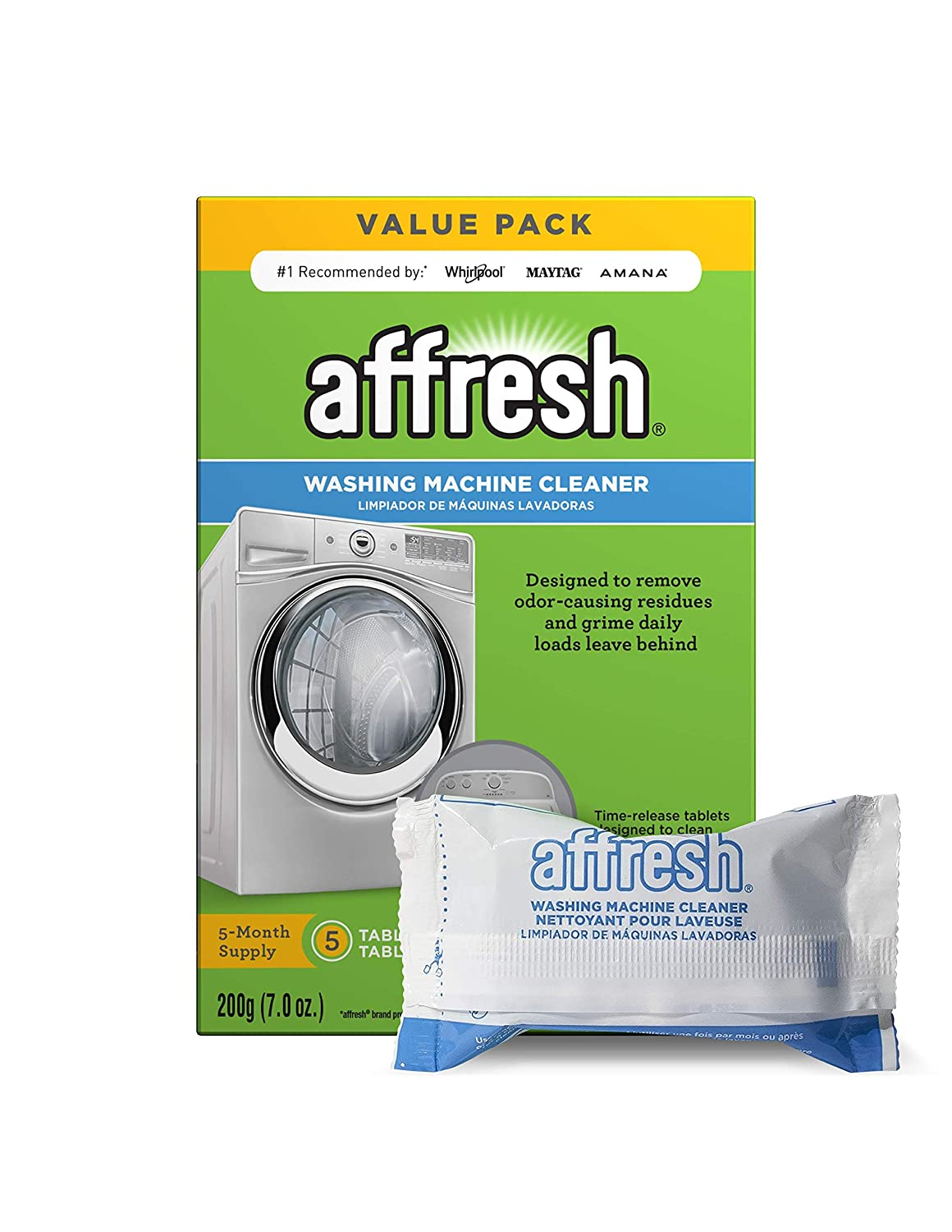 Affresh W10549846 Washing Machine Cleaner